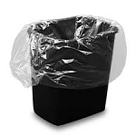 16 x 14 x 36.002 Clear Trash Can Liner-250 case